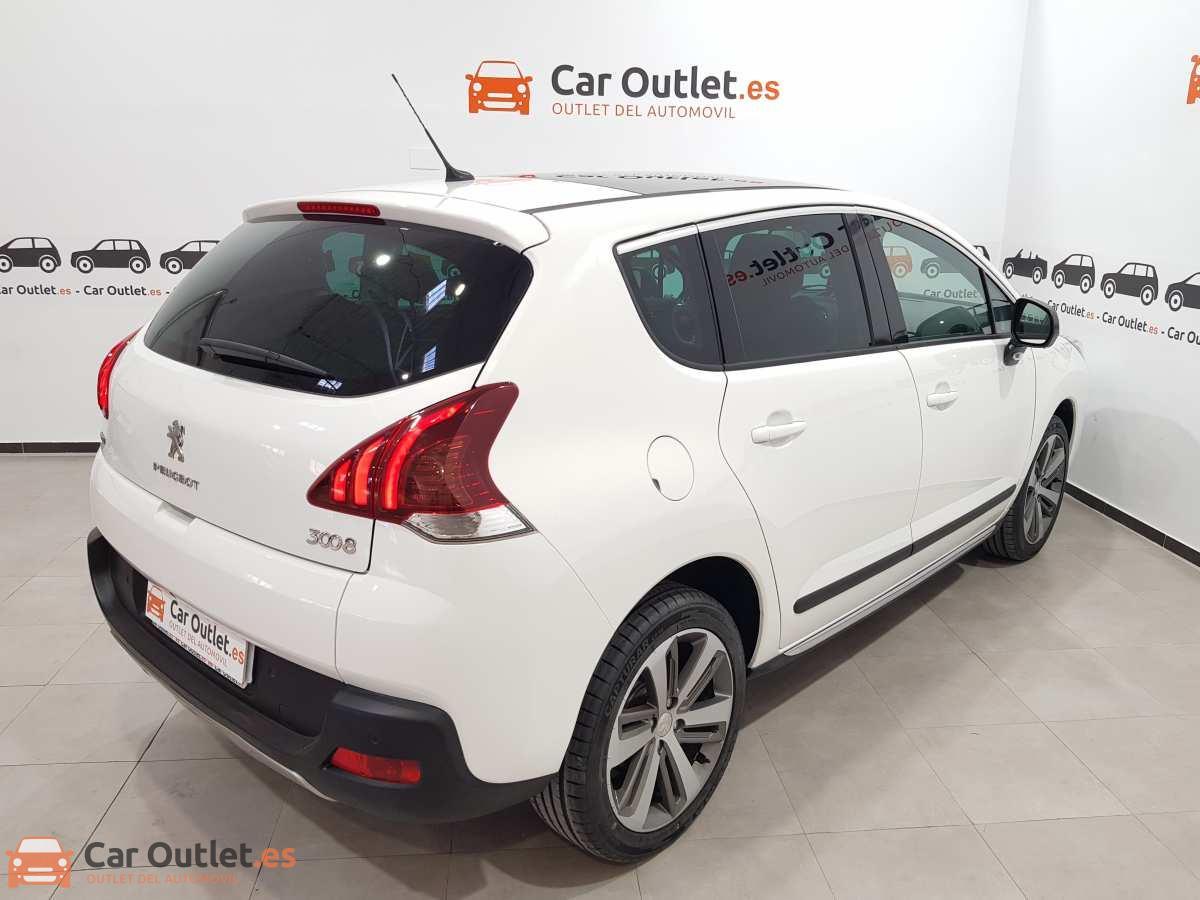 3 - Peugeot 3008 2016