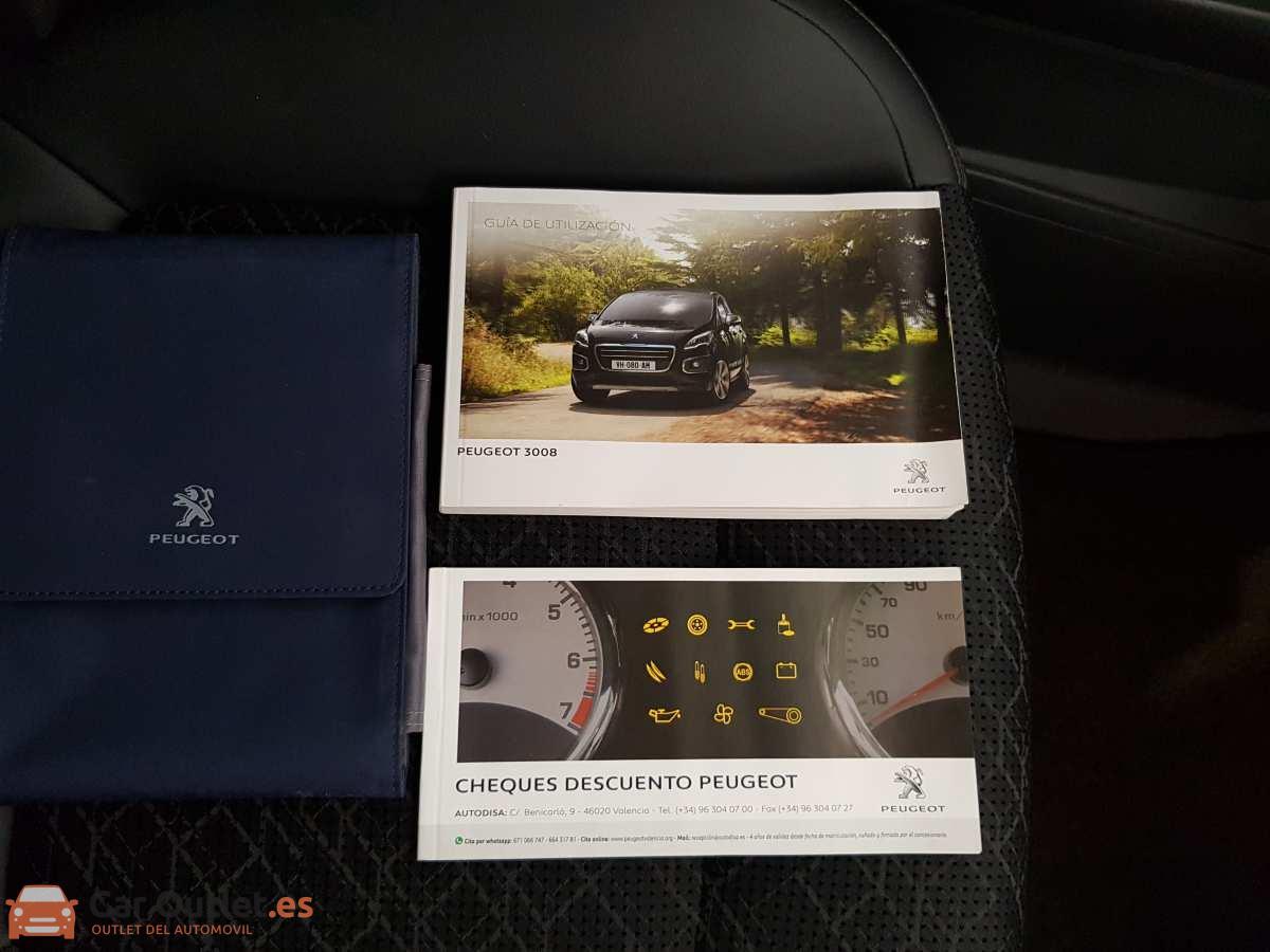 25 - Peugeot 3008 2016