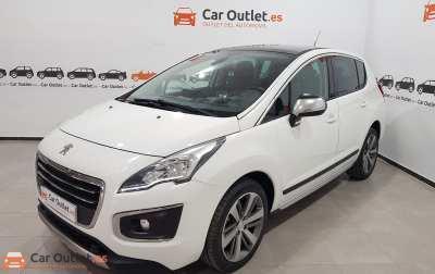 Peugeot 3008 Benzin - 2016