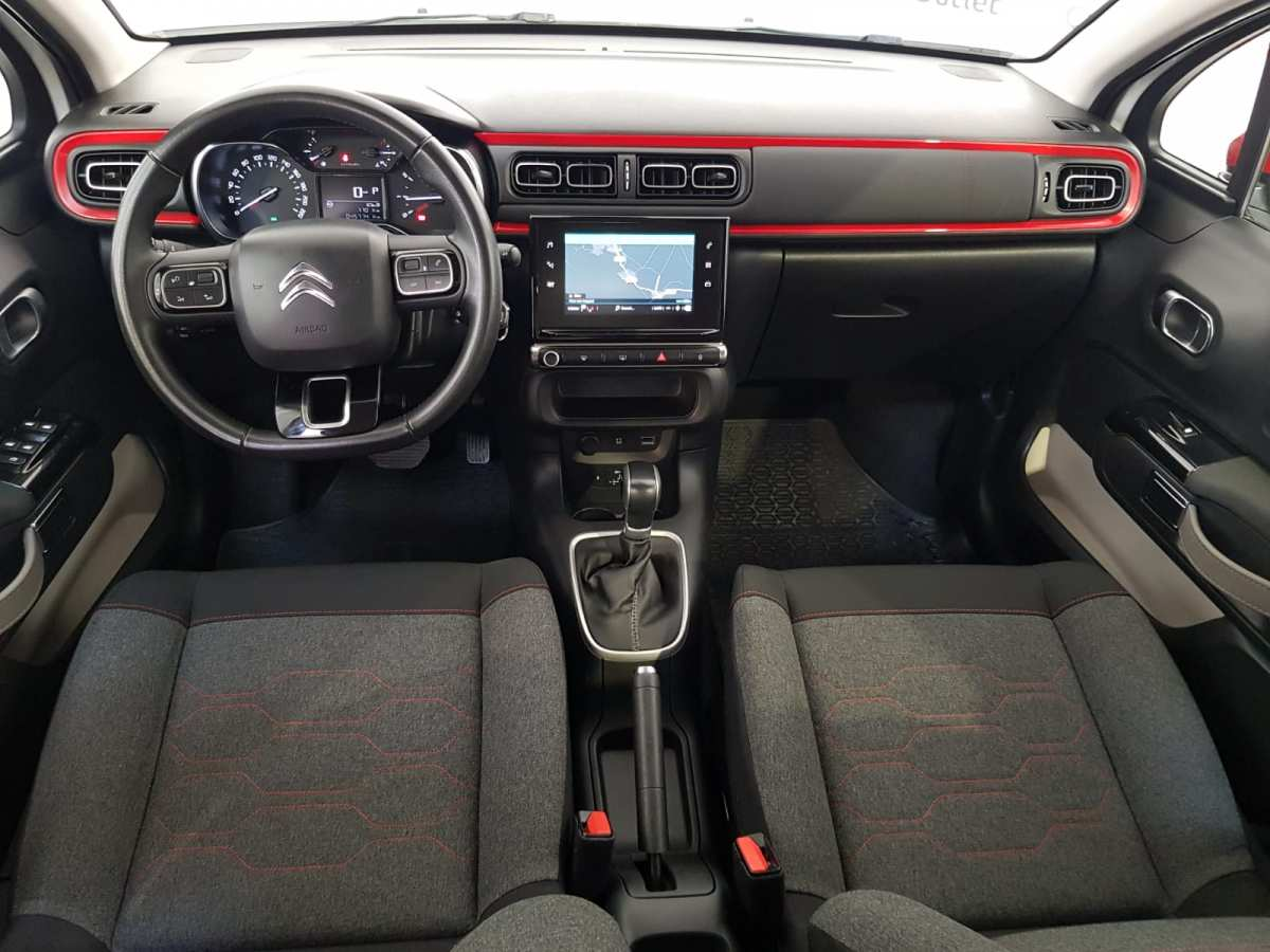 8 - Citroen C3 2018 - AUTO