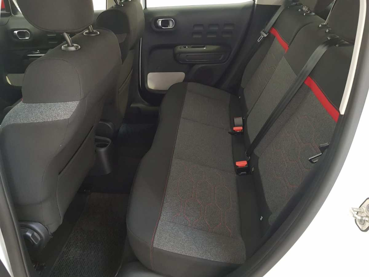 10 - Citroen C3 2018 - AUTO