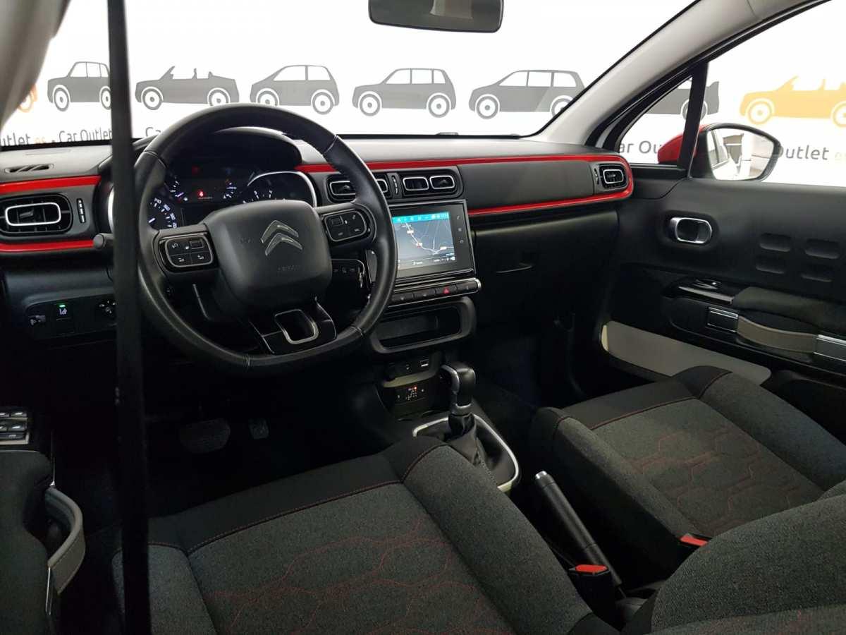 12 - Citroen C3 2018 - AUTO