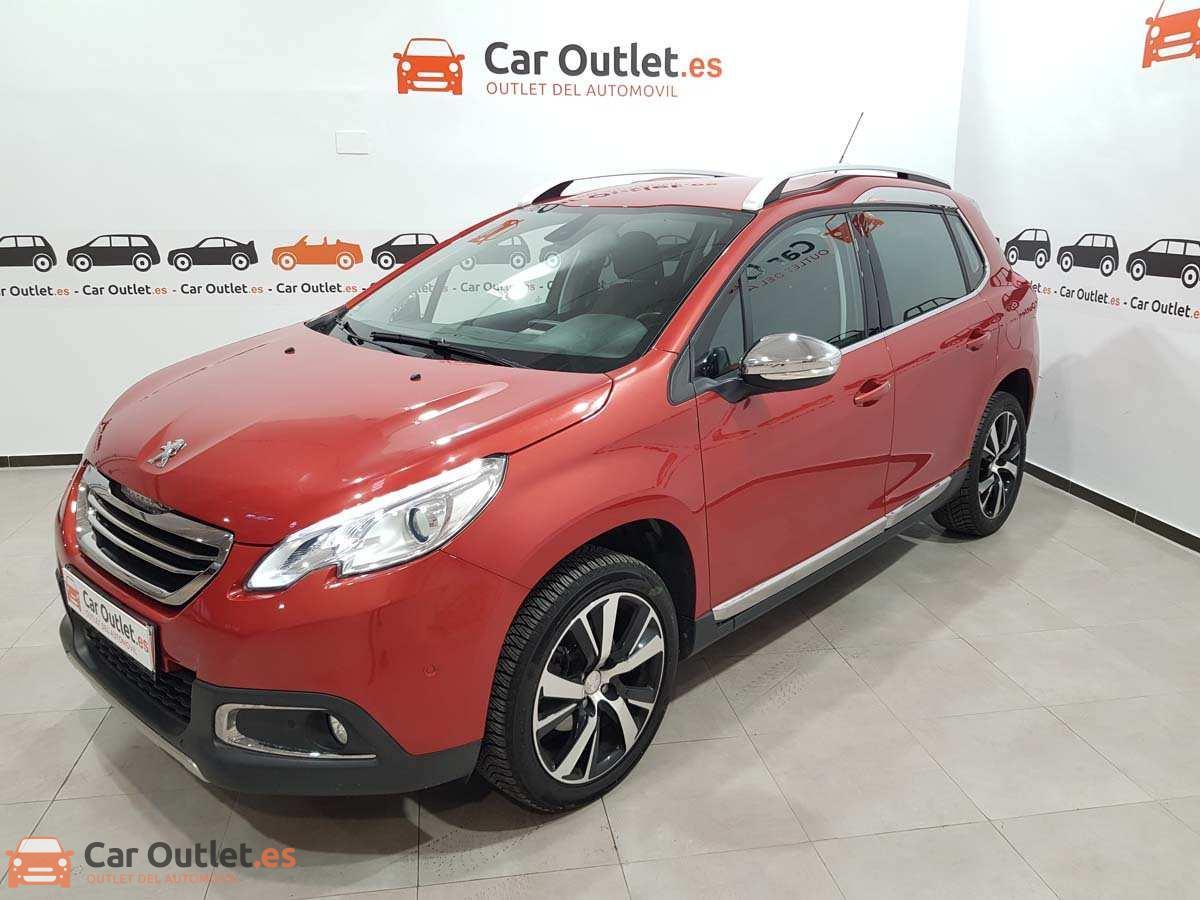 Peugeot 2008 Essence - 2016