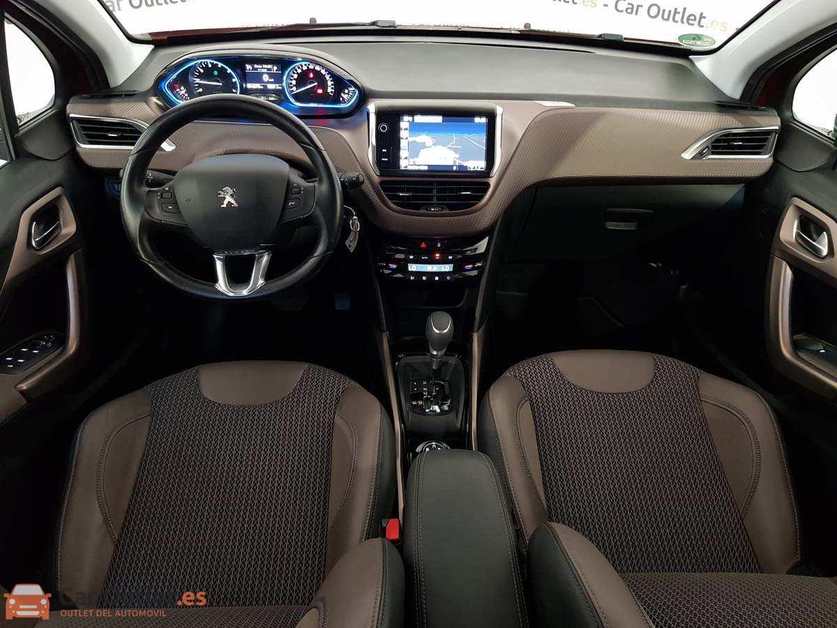 10 - Peugeot 2008 2016 - AUTO