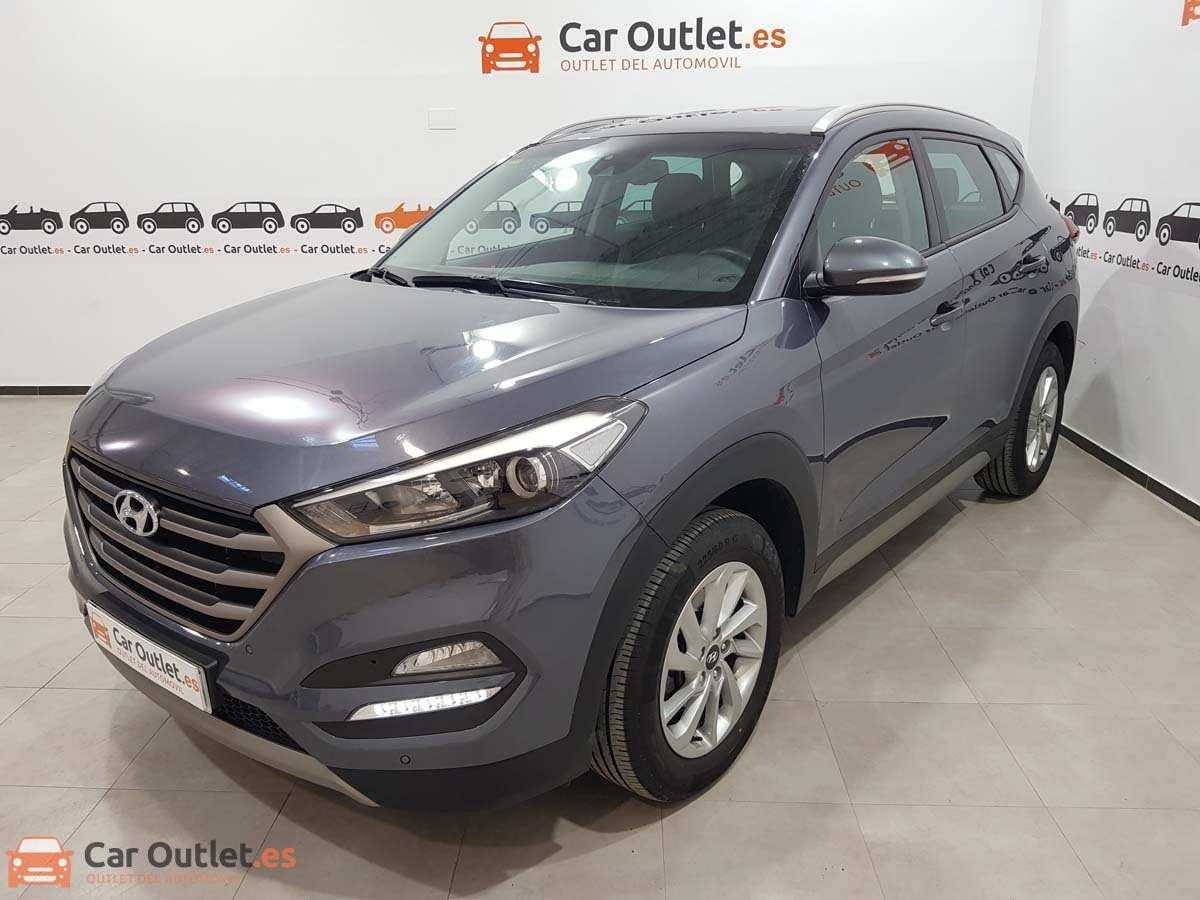 0 - Hyundai Tucson 2018