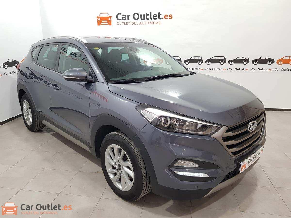 2 - Hyundai Tucson 2018