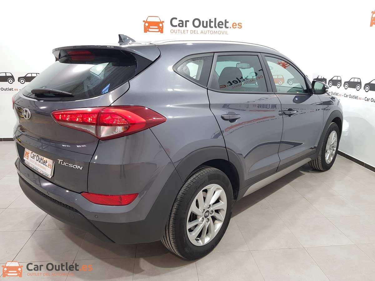 5 - Hyundai Tucson 2018