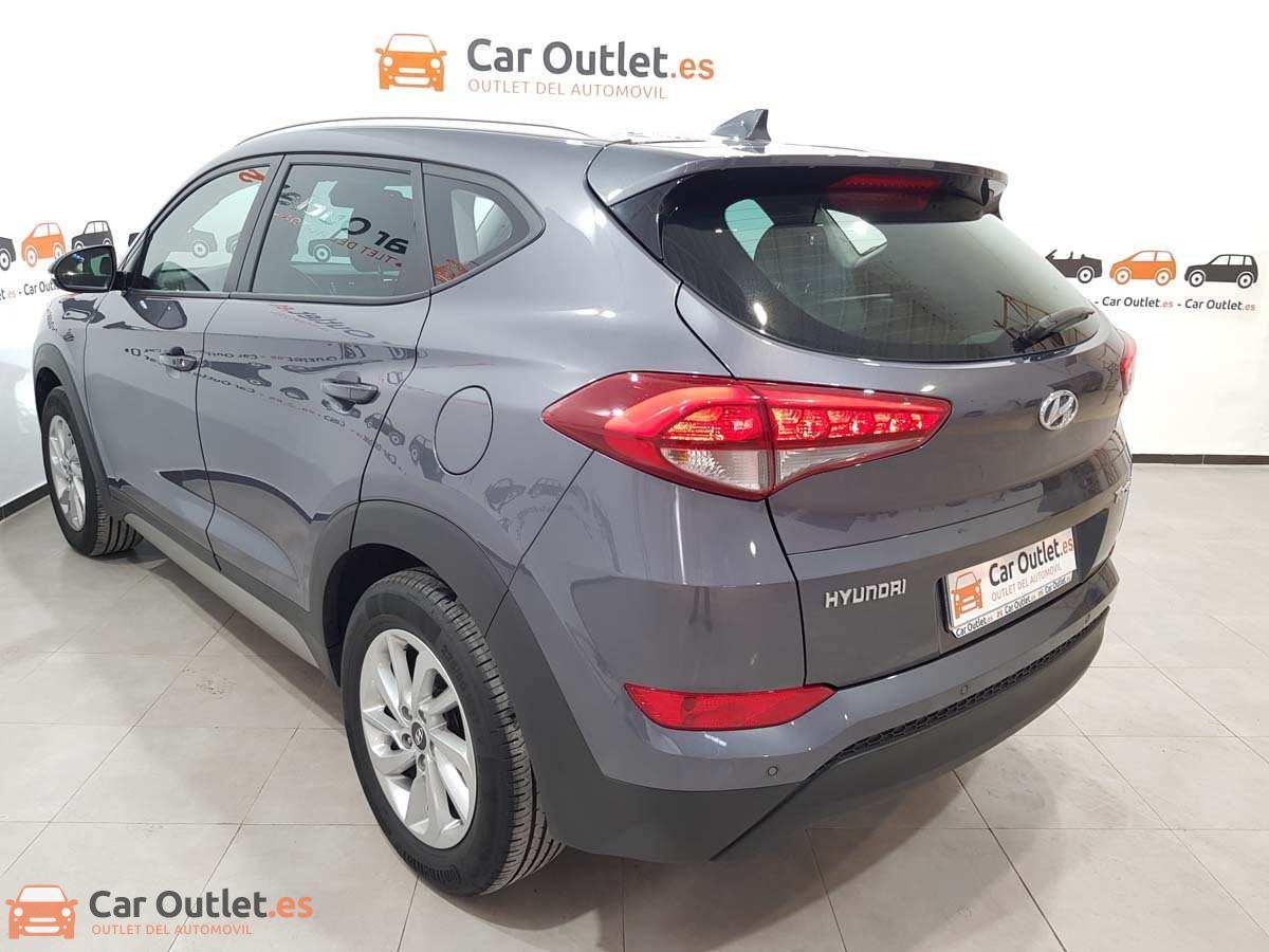 7 - Hyundai Tucson 2018