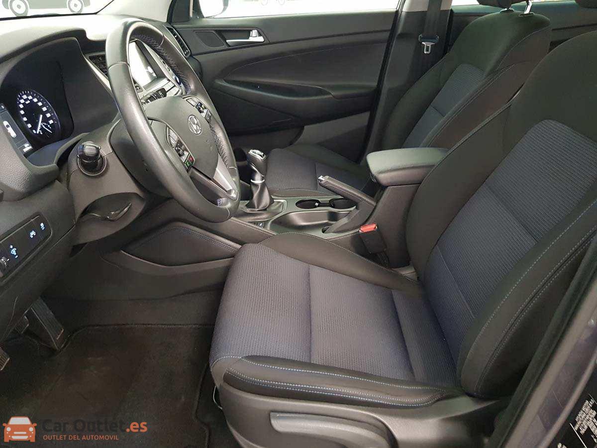 9 - Hyundai Tucson 2018
