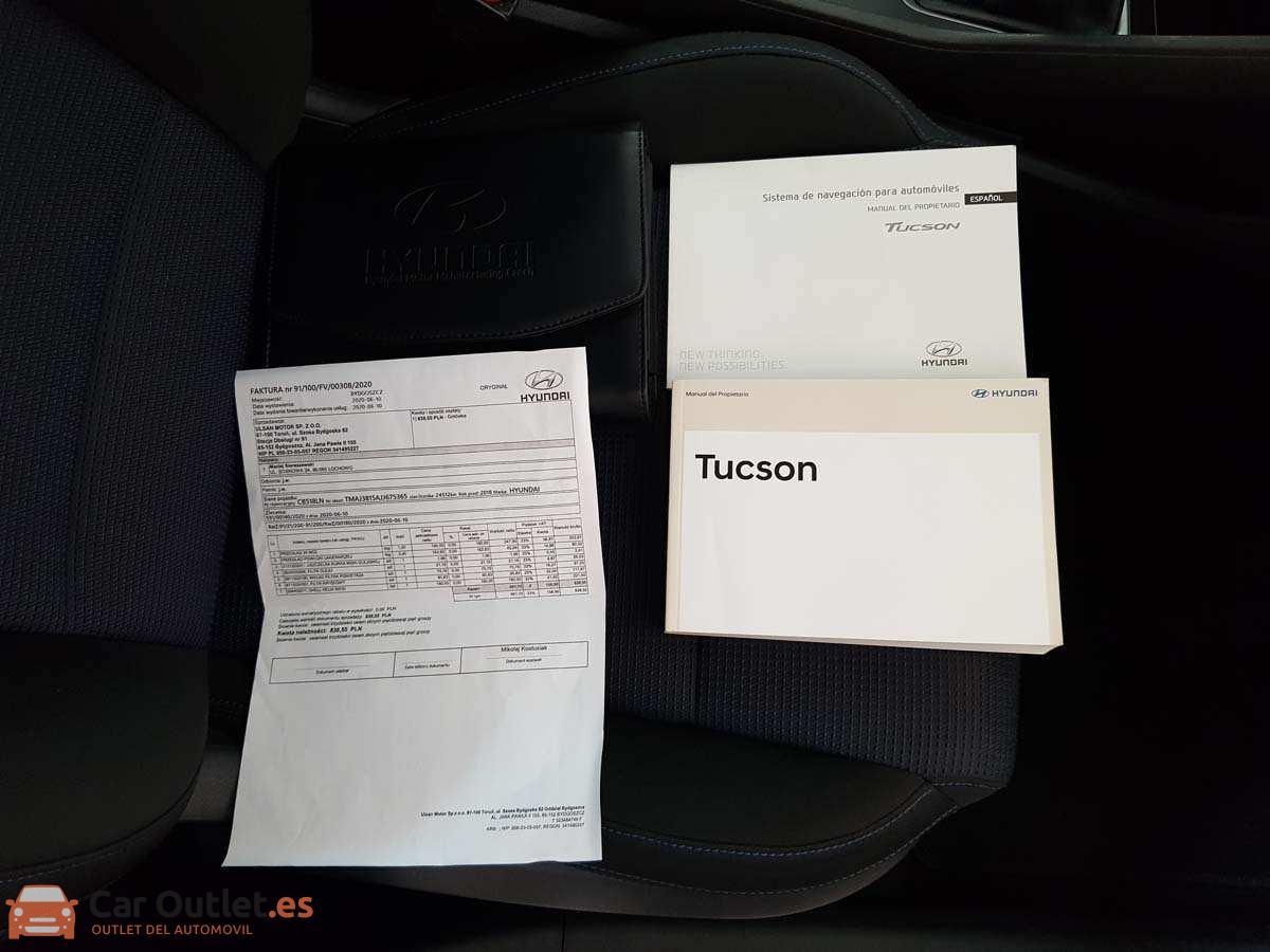 29 - Hyundai Tucson 2018