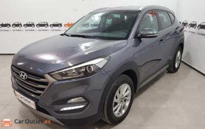 Hyundai Tucson Diesel - 2018