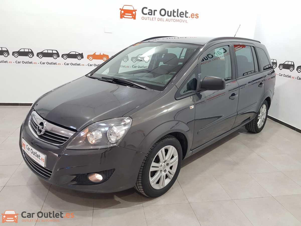 0 - Opel Zafira 2013