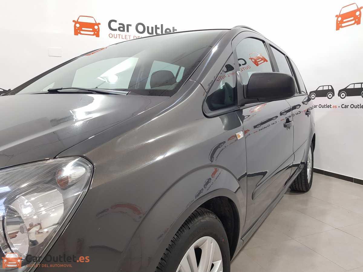 4 - Opel Zafira 2013