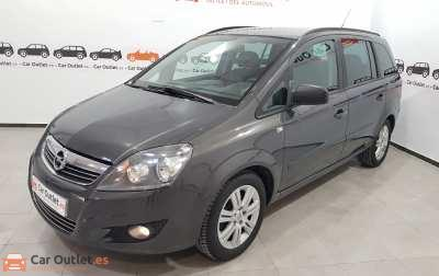 Opel Zafira Petrol - 2013