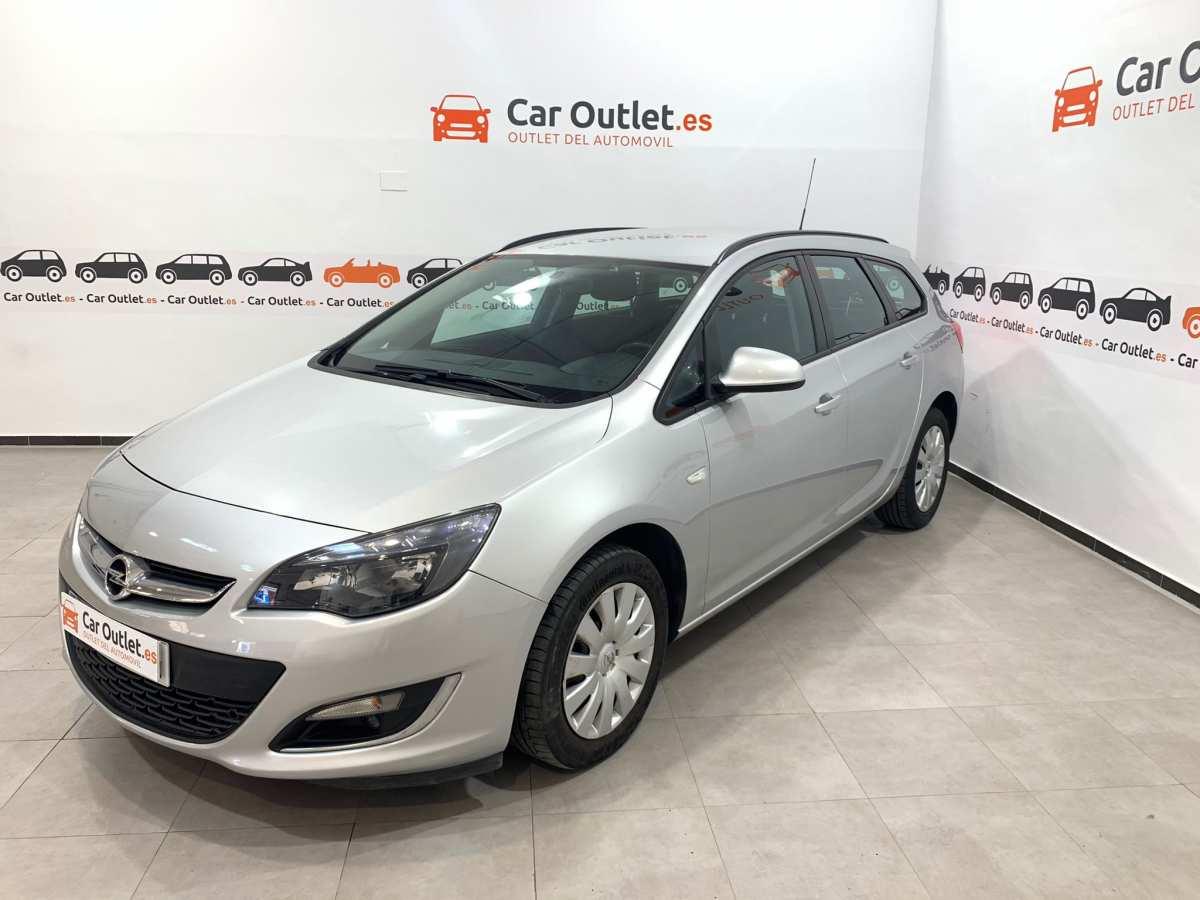 0 - Opel Astra 2013
