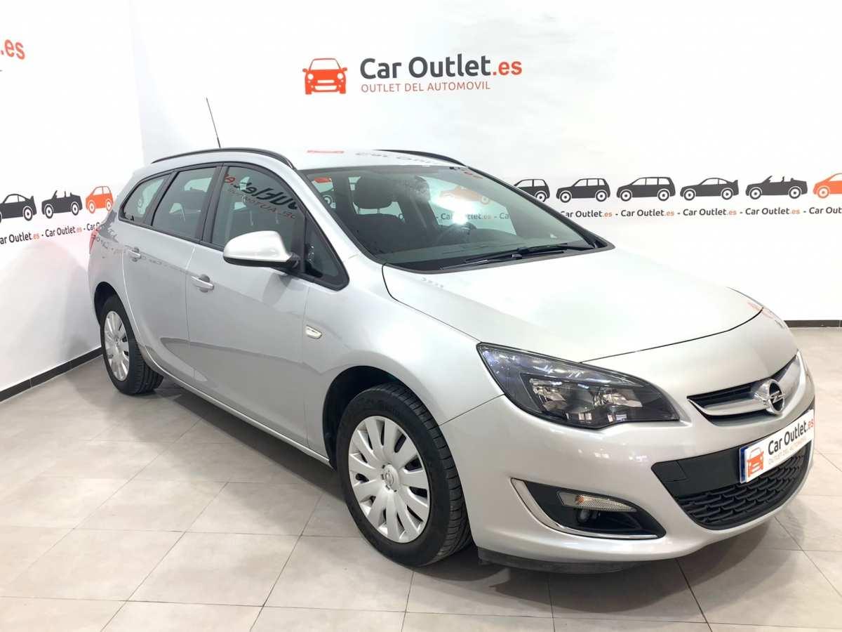 2 - Opel Astra 2013