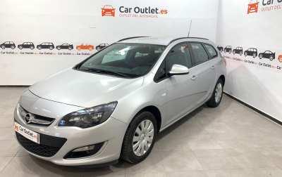 Opel Astra Diesel - 2013