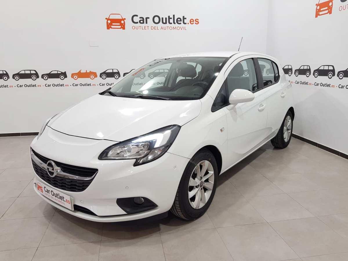 0 - Opel Corsa 2016 - AUTO