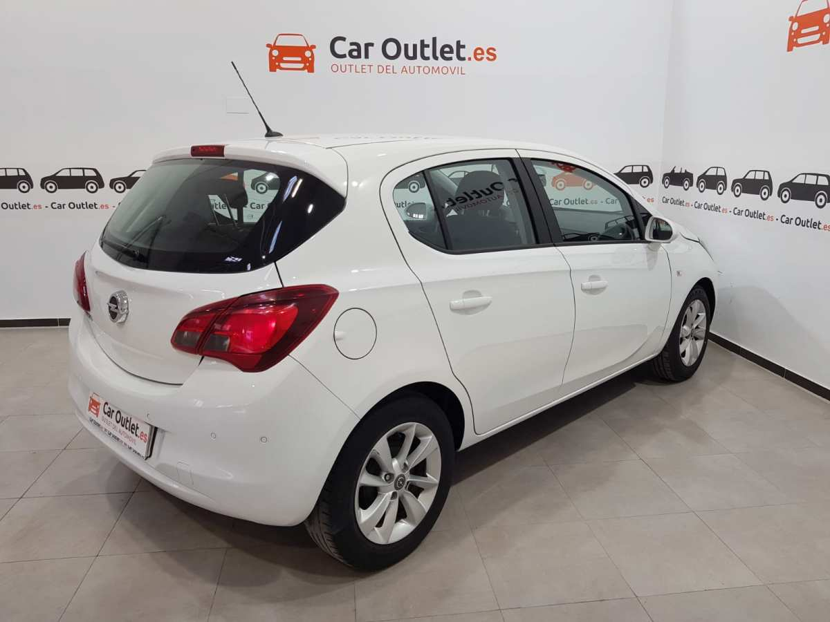 5 - Opel Corsa 2016 - AUTO