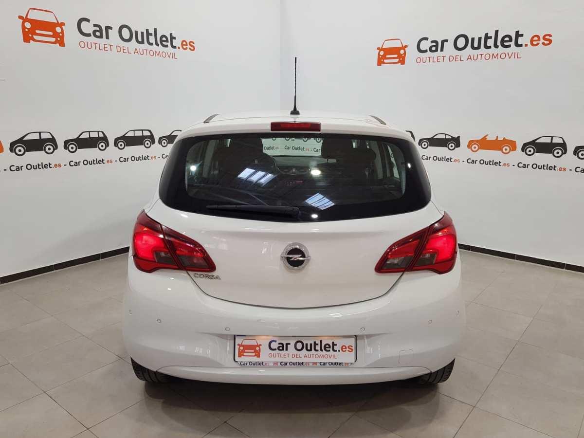 6 - Opel Corsa 2016 - AUTO