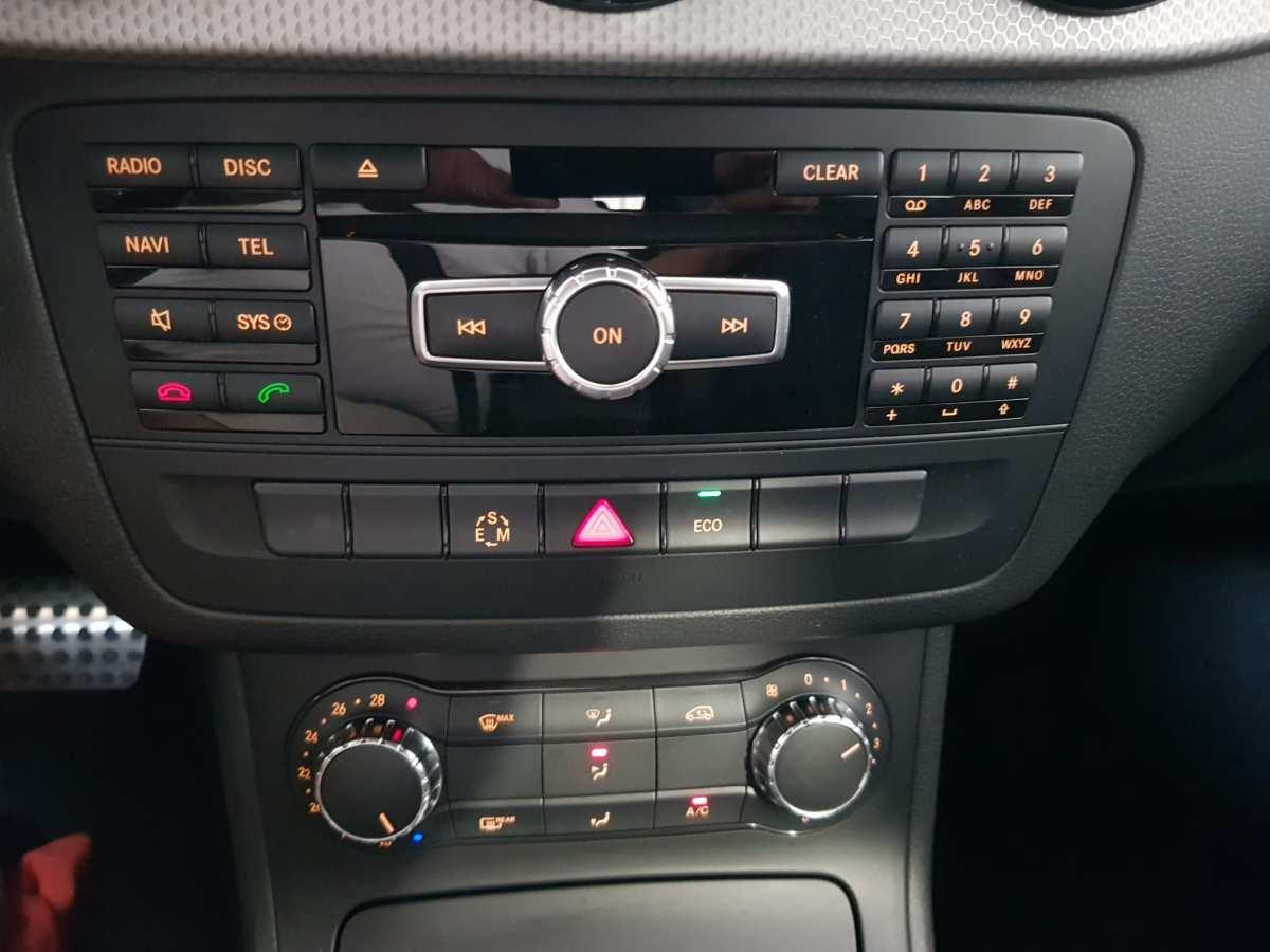 15 - Mercedes B Class 2012 - AUTO