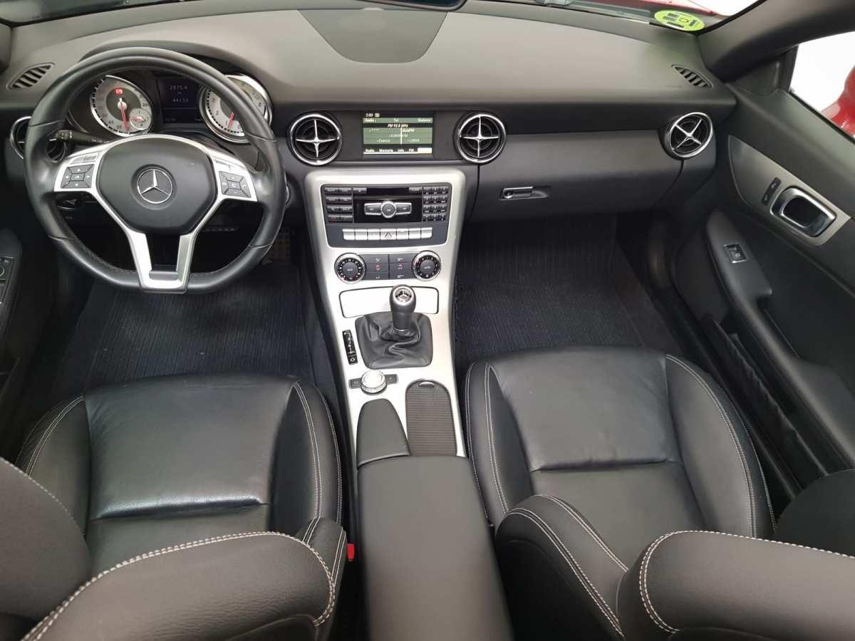 6 - Mercedes SLK Class 2012 - AUTO - CABRIO