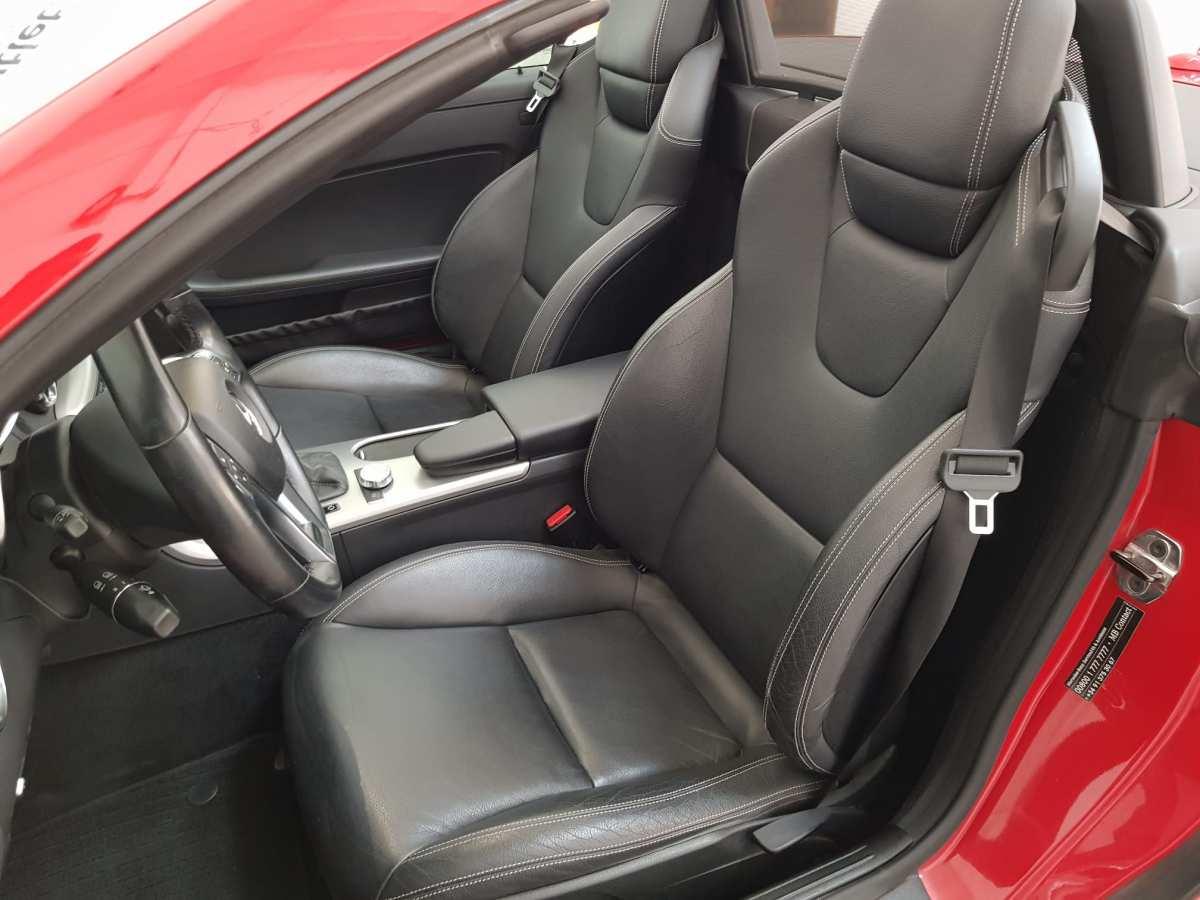 8 - Mercedes SLK Class 2012 - AUTO - CABRIO