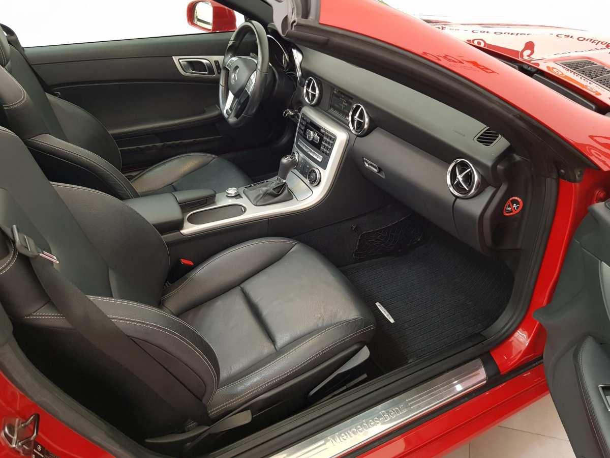 10 - Mercedes SLK Class 2012 - AUTO - CABRIO