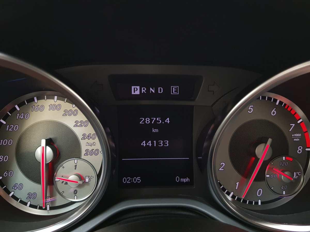 18 - Mercedes SLK Class 2012 - AUTO - CABRIO