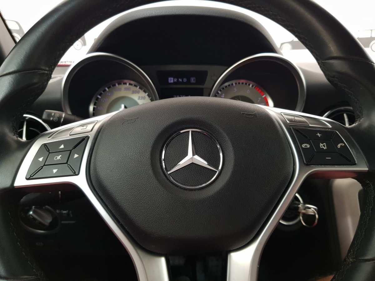 19 - Mercedes SLK Class 2012 - AUTO - CABRIO