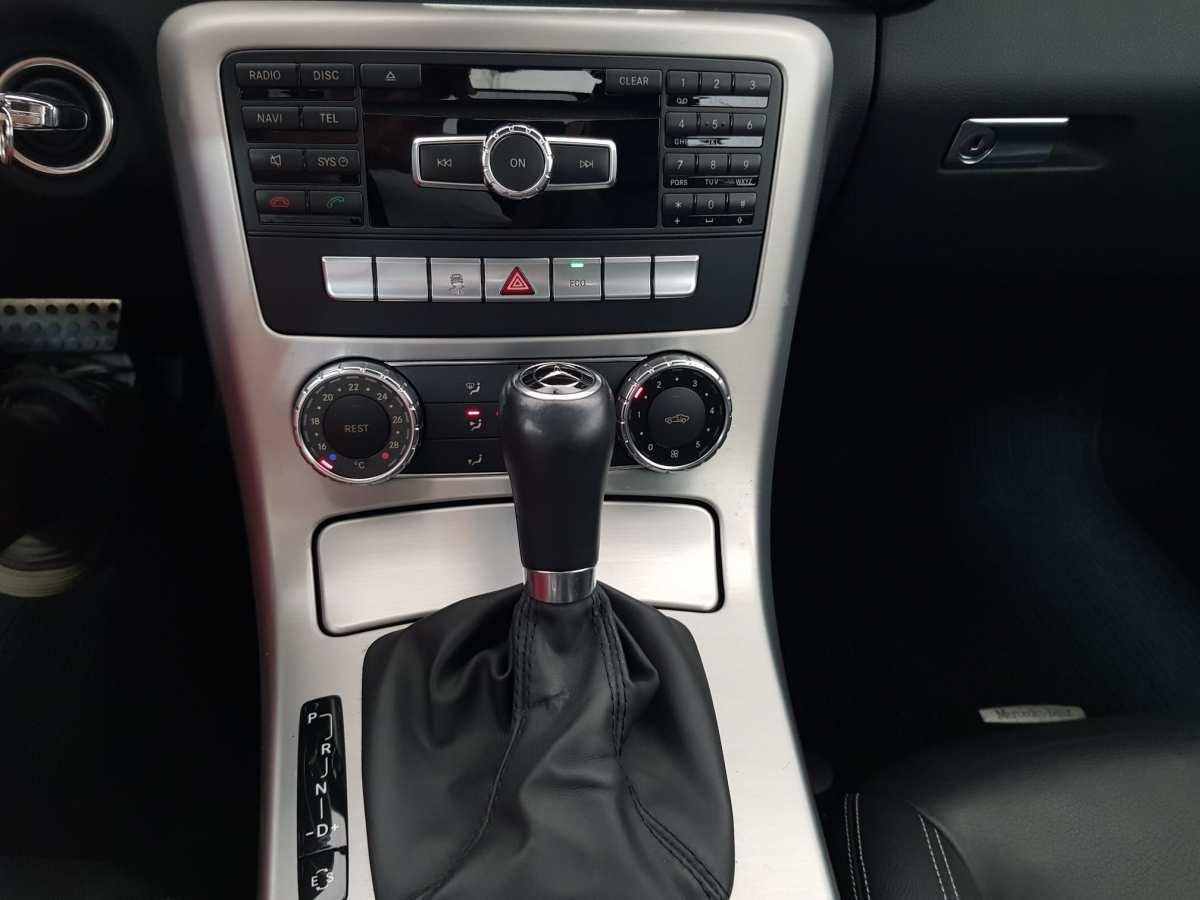 20 - Mercedes SLK Class 2012 - AUTO - CABRIO