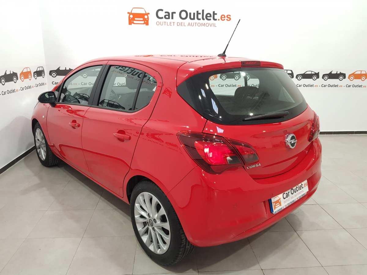 7 - Opel Corsa 2019