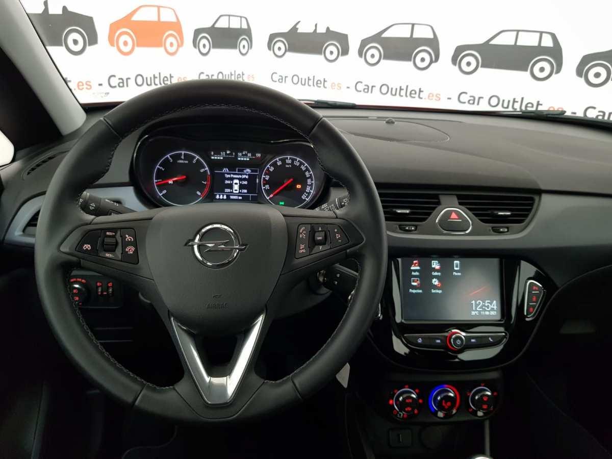 9 - Opel Corsa 2019