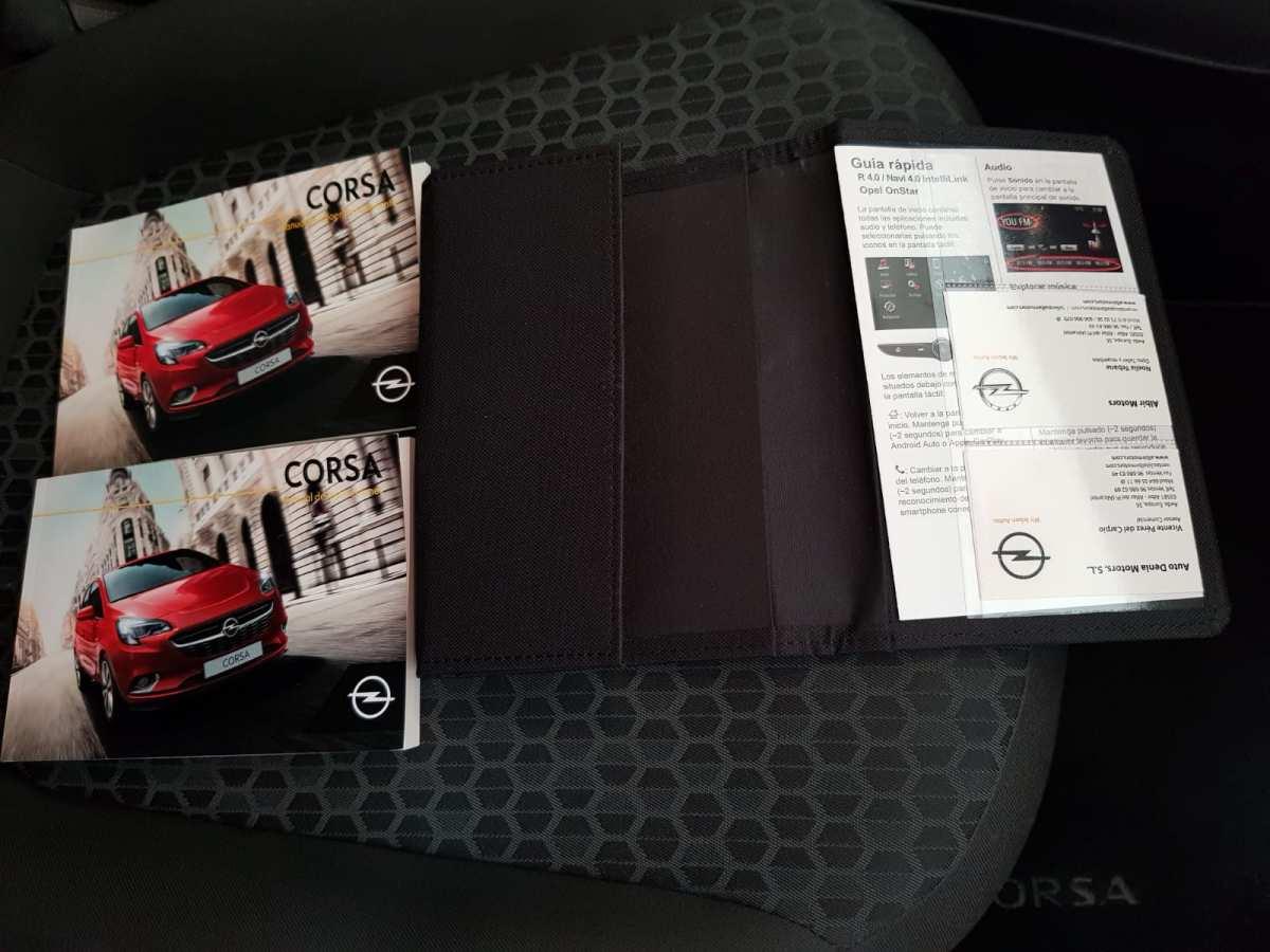 24 - Opel Corsa 2019