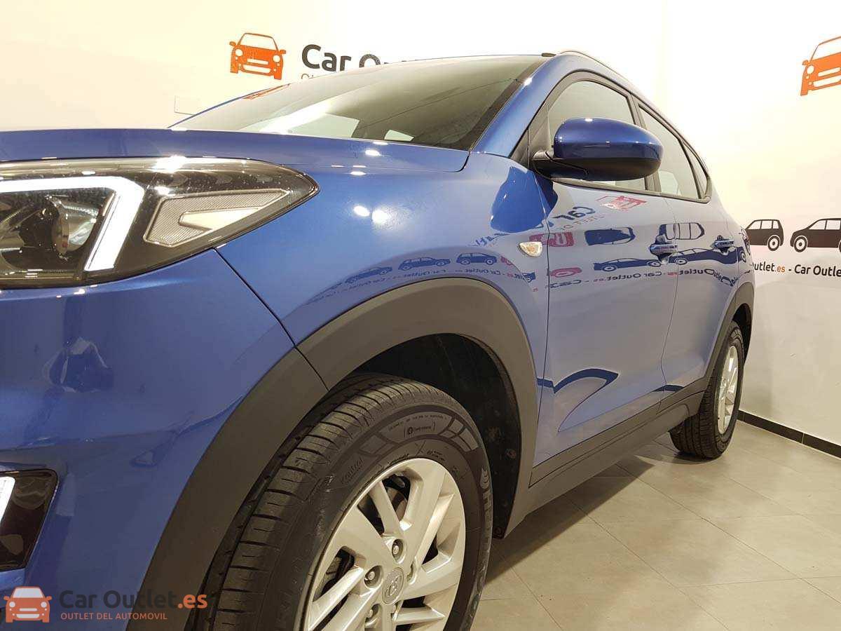 3 - Hyundai Tucson 2019