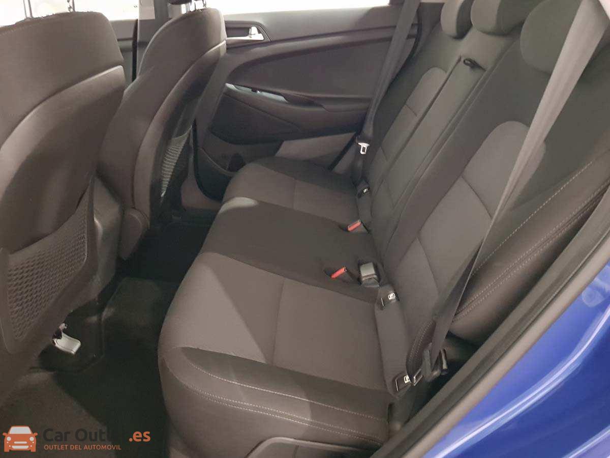 9 - Hyundai Tucson 2019