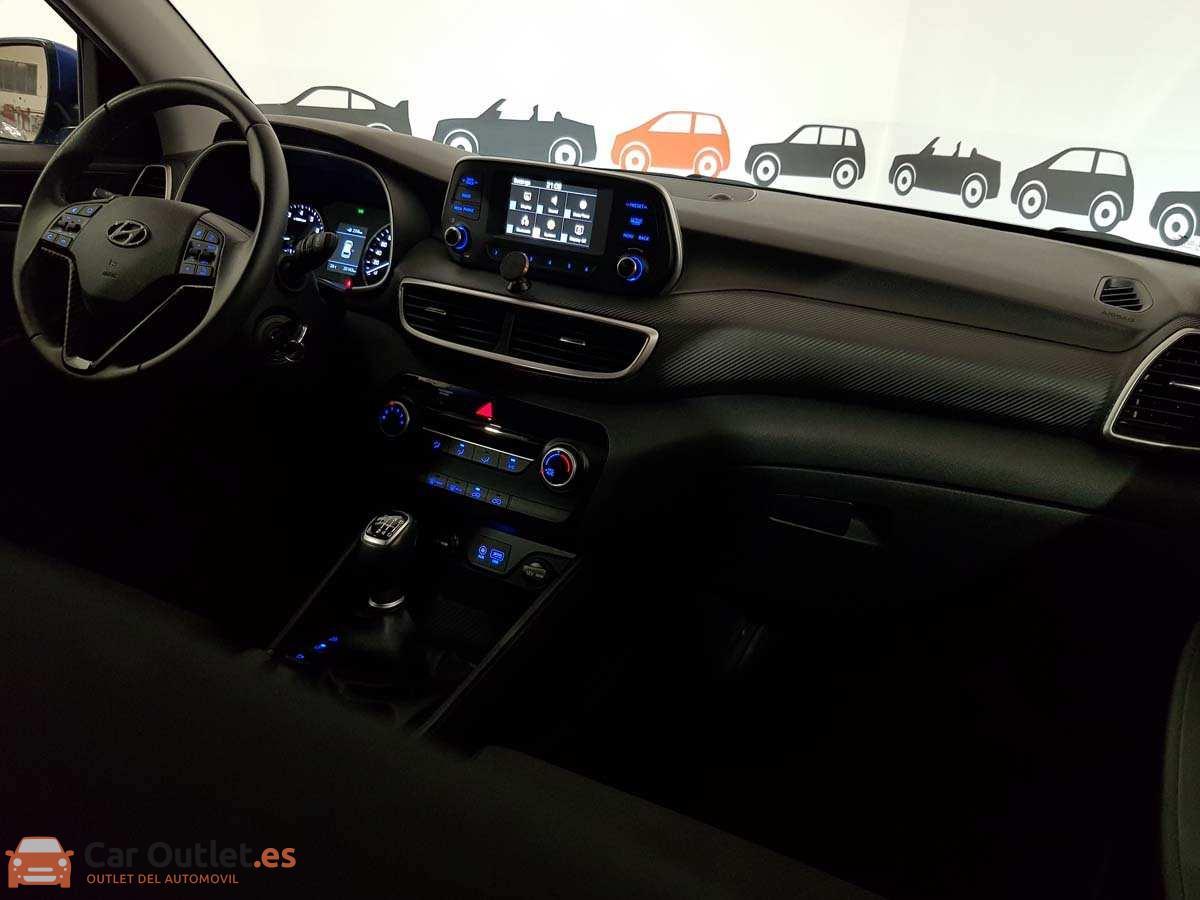 21 - Hyundai Tucson 2019