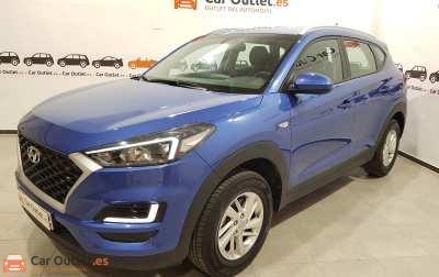 Hyundai Tucson Petrol - 2019