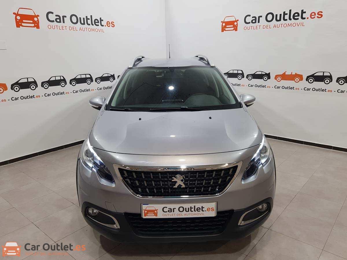 1 - Peugeot 2008 2019