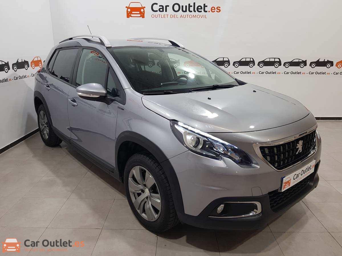 2 - Peugeot 2008 2019