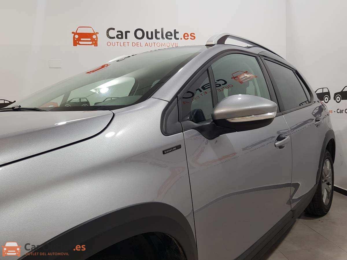 4 - Peugeot 2008 2019