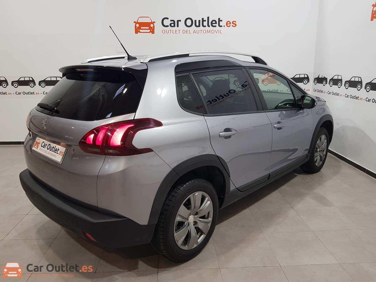5 - Peugeot 2008 2019