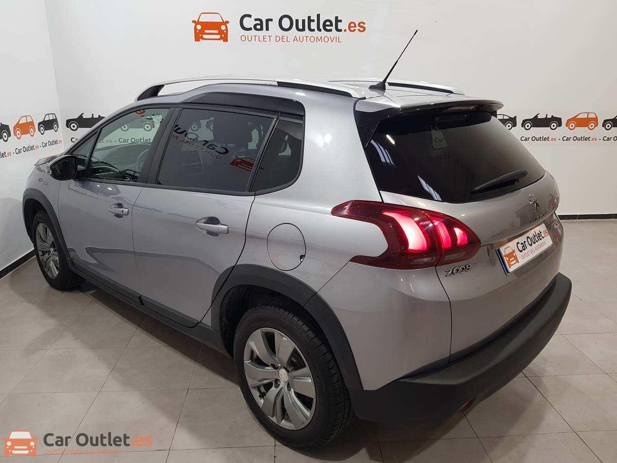 7 - Peugeot 2008 2019