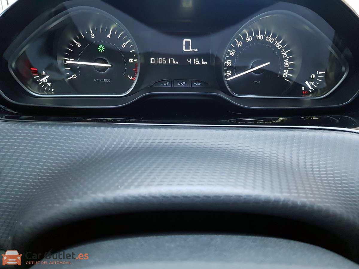 13 - Peugeot 2008 2019