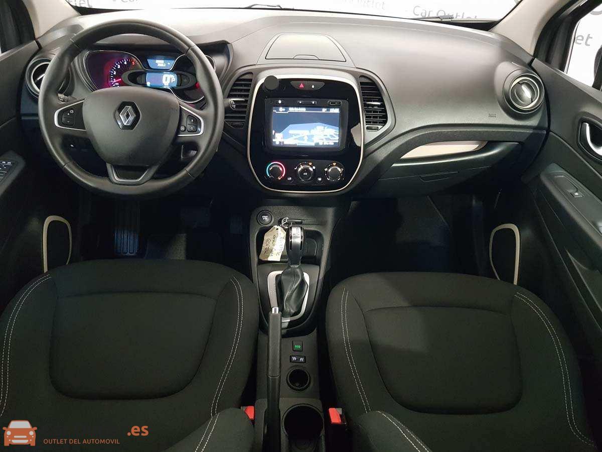 10 - Renault Captur 2018 - AUTO