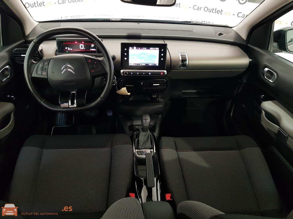 10 - Citroen C4 2018 - AUTO