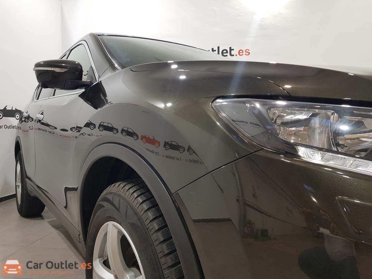 3 - Nissan X Trail 2015 - AUTO