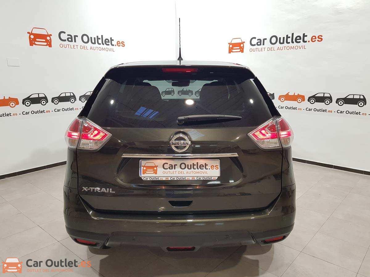 6 - Nissan X Trail 2015 - AUTO