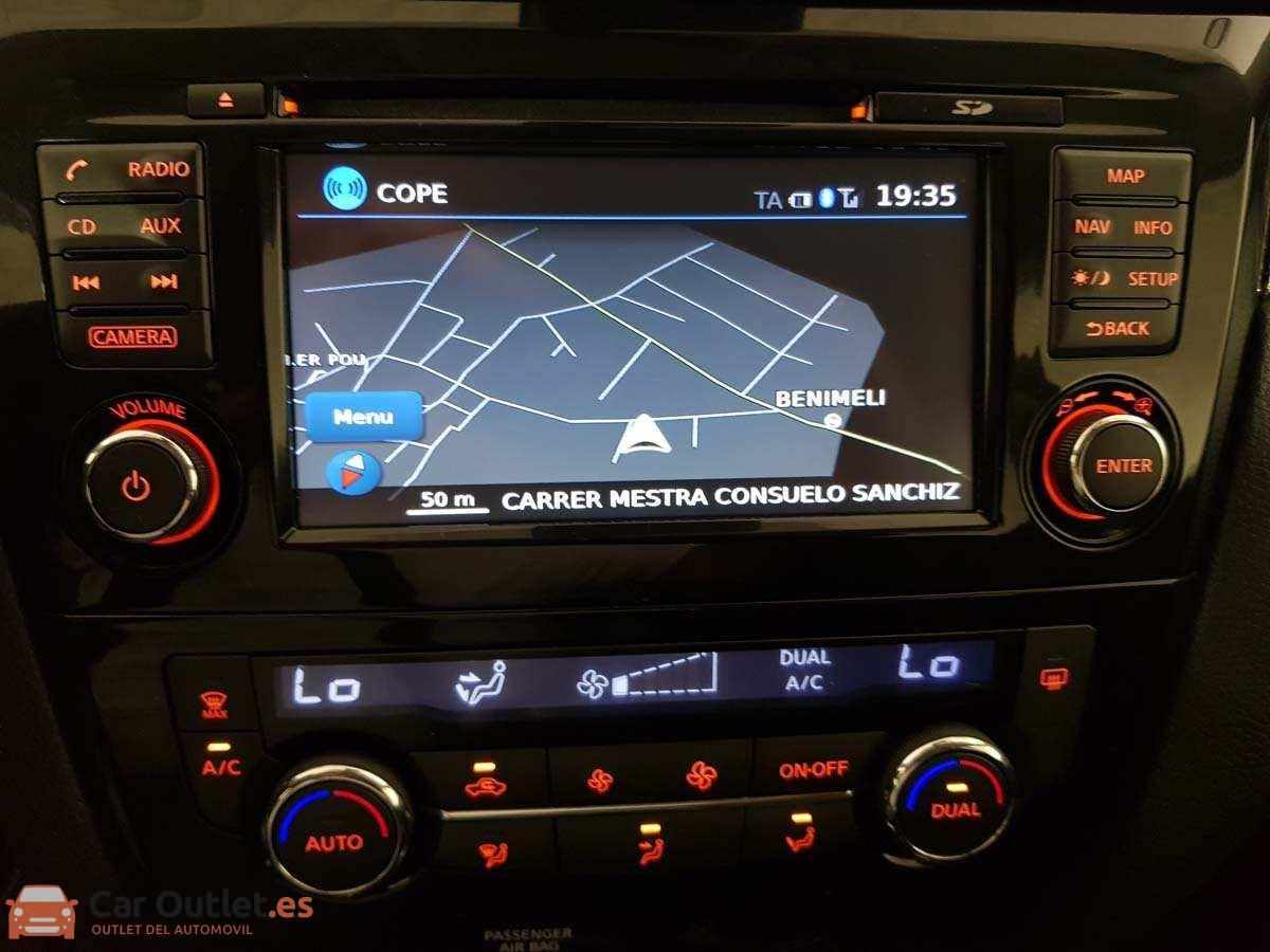 18 - Nissan X Trail 2015 - AUTO