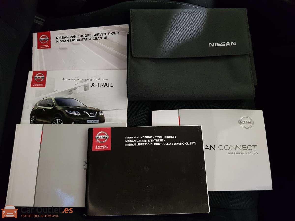 27 - Nissan X Trail 2015 - AUTO